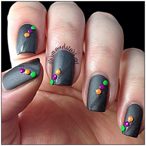 stormandstars #nail #nails #nailart