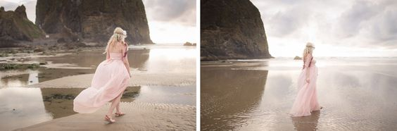 cannon beach oregon maternity photographer, shannon hager photography, oregon…