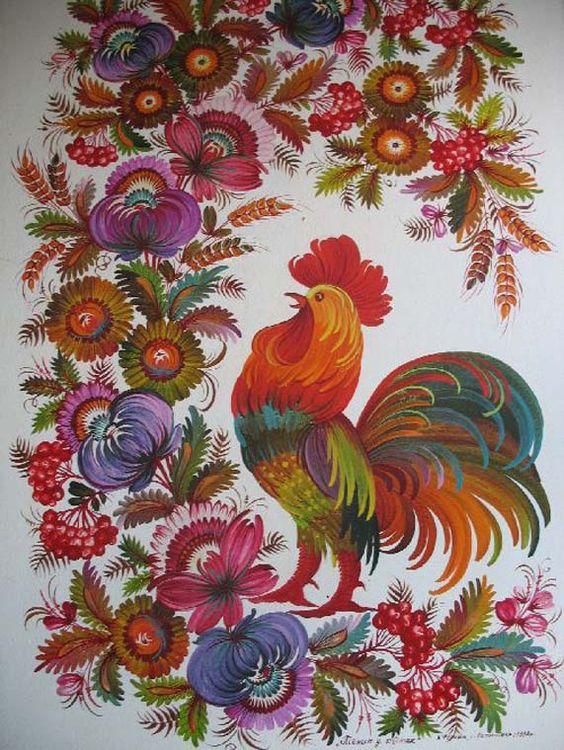 Petrikovka - the capital of Ukrainian folk art: