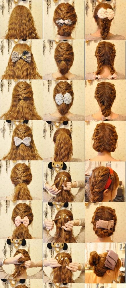 Fabulous Different Braid Styles Different Braids And Braid Styles On Pinterest Hairstyles For Women Draintrainus