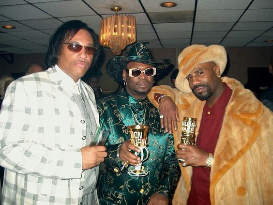 Pimpin ken get at 50 cent for buying pussy from hood bitches