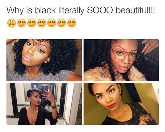 Brown Skin Girls Are Winning Meme