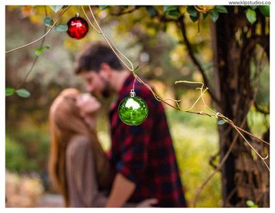 Krista Lajara Photography   {KLP}Studios   Christmas   Holidays   Couple   Engaged   Engagement   Country Music   Rustic   Vintage   Orlando   Florida   www.klpstudios.co   instagram @klp_studios