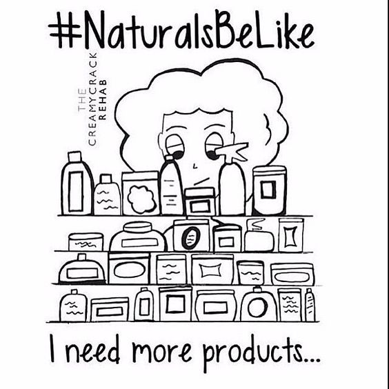 Naturals be like: