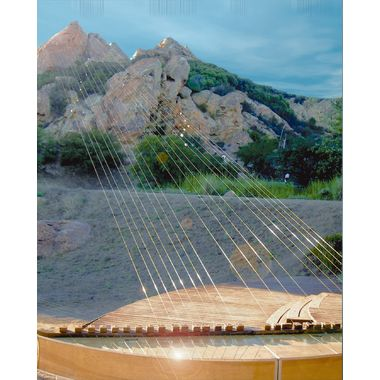 Earth Harp - What an amazing instrument.