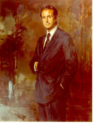 """El blog de """"Acebedo"""": Gregorio López Bravo, visitó el Pozo Polio en 1964..."""