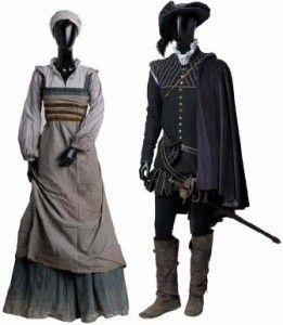 Madrid en sus museos: Museo del Traje. S XVI