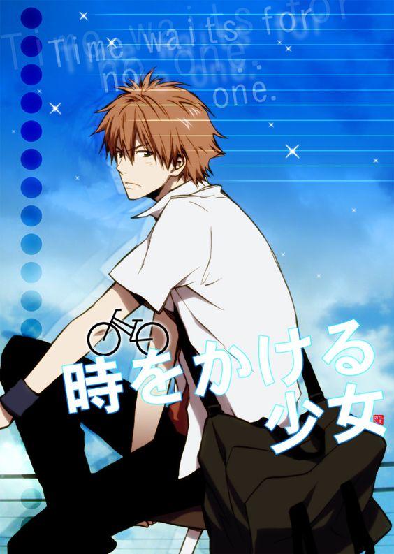 Tags: Anime, Fanart, Pixiv, Toki wo Kakeru Shoujo, Mamiya Chiaki, The girl who leapt through time