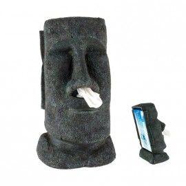 Taschentuchhalter *Moai*