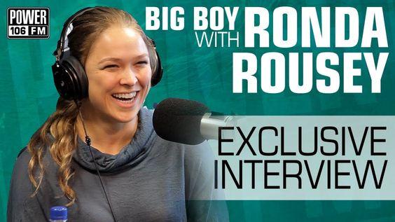 Ronda Rousey Says She Can Beat Floyd Mayweather | mma wmma