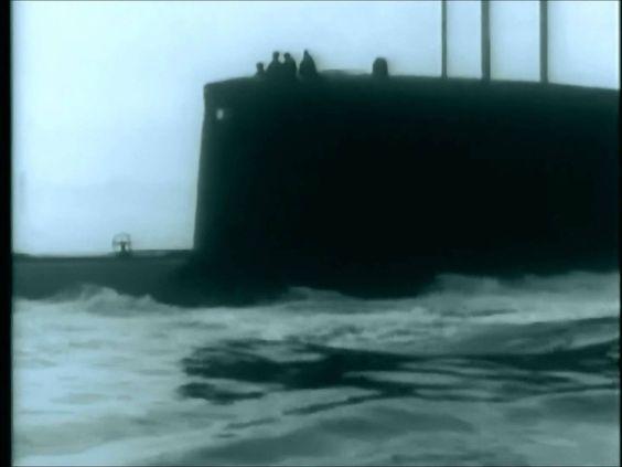 Soviet Mike class ( K-278 Komsomolets ) submarine video