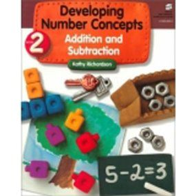 Amazon.com: Developing Number Concepts, Book 2: Addition and Subtraction (9780769000596): Kathy Richardson: Books