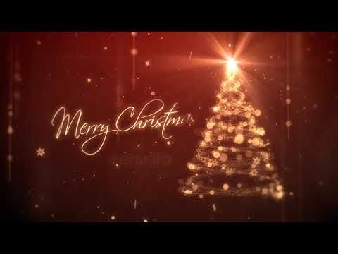 Christmas Logo Videohive After Effects Templates Christmas Graphic Design Graphic