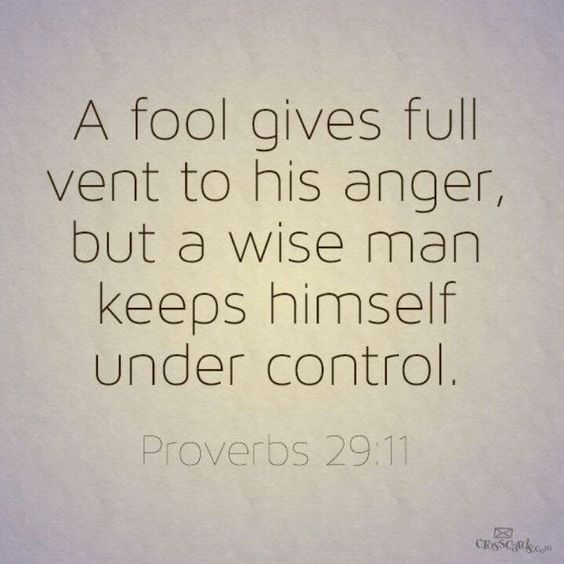 Anger Verses: 1000+ Ideas About Self Control On Pinterest