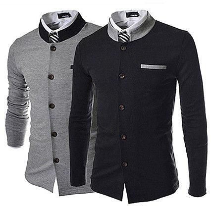 Straight Collar Designer Mens Blazer Jacket . Shop Now At http ...