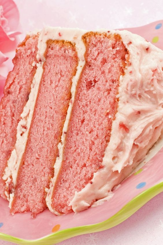 ... Pinterest | Strawberry Cakes, Cream Cheese Frosting and Cream Cheeses