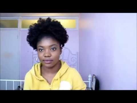 Protective Styles~4C Hair Growth