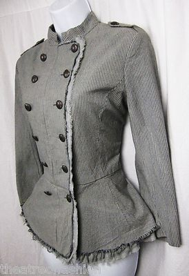 ALL SAINTS MILITARY JACKET POMPIER RIDING VICTORIAN ROMANTIC POET BEAUTY DANDY | eBay   ~ Click pic to see more beautiful items ~ http://www.ebay.co.uk/sch/theatreoffashion/m.html?item=300880213224=STRK%3AMESOX%3AIT&_dmd=2&_sop=16