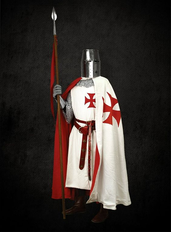 Cloaks, Museums and Knights templar on Pinterest