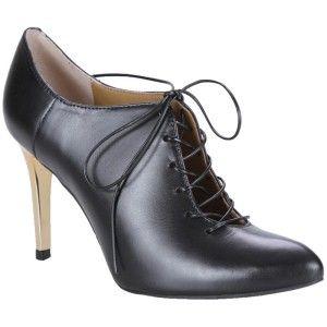 ankle boot cadarço