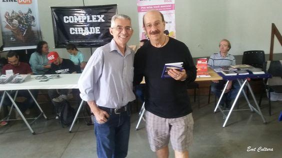 Autores & Livros no Casarão Pau Preto - 28 de Maio - 2016