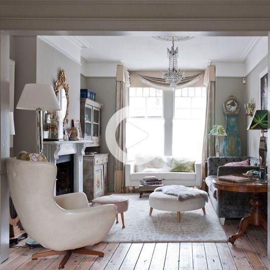 Modern Victorian Style So Chic Eclectic Living Room Victorian Living Room Living Room Designs