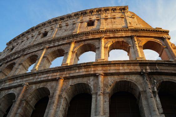 #Kolosseum #Rom, #Italien. http://reisespatz.de/rom-erleben/