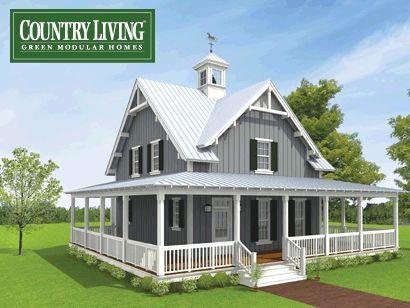 The Hudson Home Design, A New Old Green Modular Home Created By New World  Home