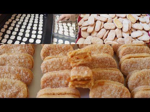 حلوة اقتصادية بدون بيض بدون خميرة الحلويات روعة فالمذاق لعيد الفطر Youtube Food Breakfast Bread