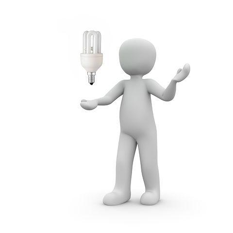 Free Image On Pixabay Light Bulb Led Lamp Light Sell Solar Power House Solar Panels For Home Save Energy