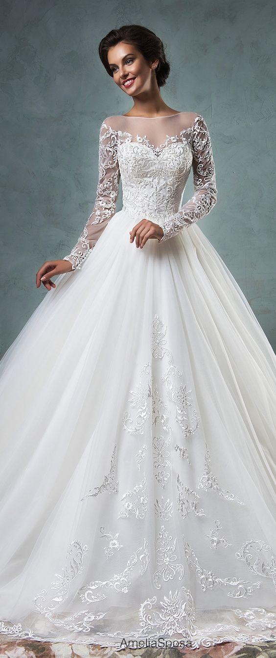 amelia sposa 2016 wedding dresses part 2 belle kate middleton y boda. Black Bedroom Furniture Sets. Home Design Ideas