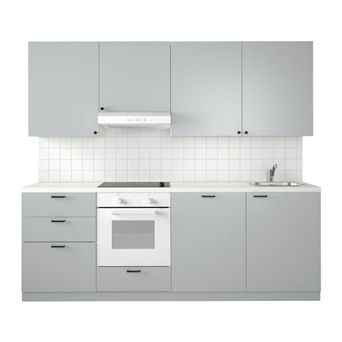 Great METOD K che IKEA MAXIMERA Schublade sanft gleitender Vollauszug mit integriertem Stopper f r langsames ger uschloses