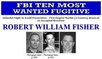 $100,000 reward for Fugitive Robert William Fisher