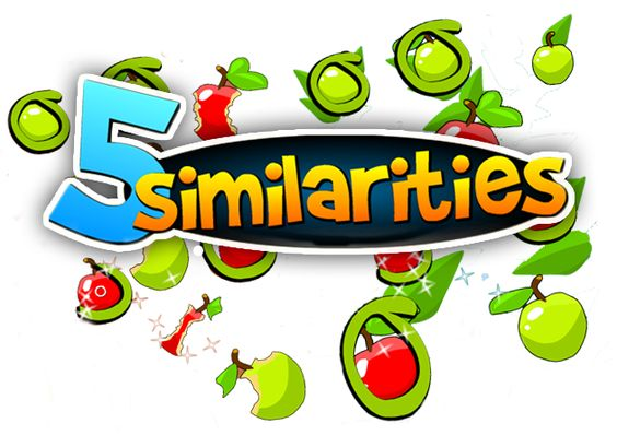 """#Games   5 Similarities brings a revolutionary concept to the popular """"spot the difference"""" genre. This time the mission has turned around and the player has to find the 5 matches between two completely different illustrations. Whether playing alone, or with a friend, this frantic high paced challenge will test your ability to think on your feet!    http://rnds.me/NjM5MjM0Nw"""