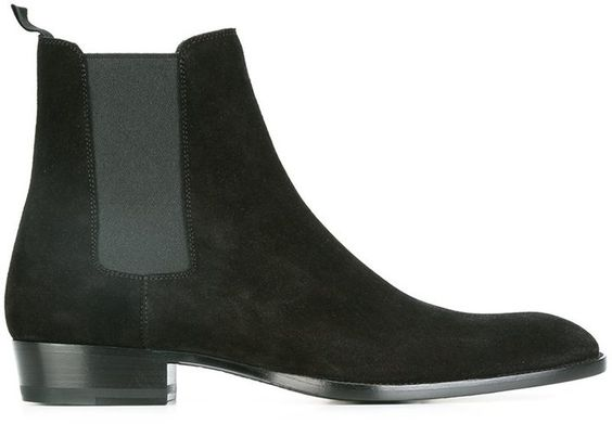 Saint Laurent 'Wyatt' Chelsea boots
