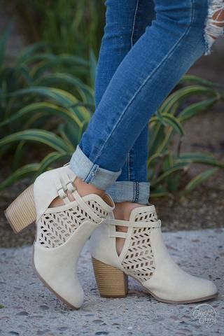 Dizzy Ankle Boots