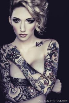 TITLE: Hottest and Sexiest Tattoo Designs for Girls | Tattoo Grid Blog
