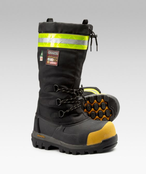DAKOTA RIG MASTER CTCP SYNTROL FELT PACK My winter boots | boots ...