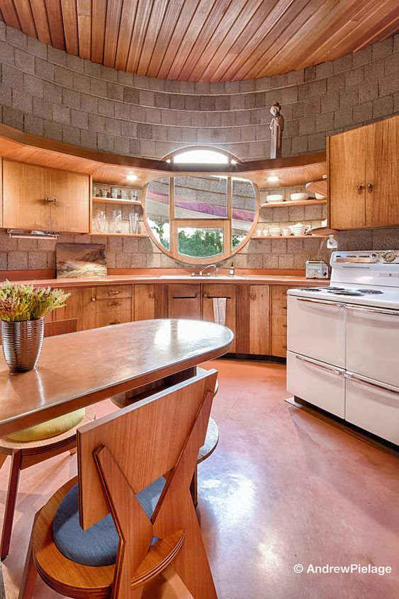 Frank lloyd wright 39 s work inspires nature photographer 39 s for Frank lloyd wright kitchen ideas