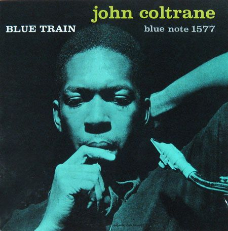 Blue Note Record's album covers for artists like John Coltrane have earned their place in design history. You can see why.