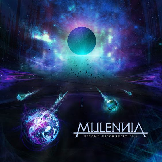 Millenia - Beyond Misconceptions [EP] (2016) ~ Return To My Blood