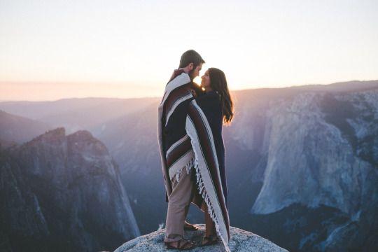 Yosemite Engagement photos by: athenagraceco: