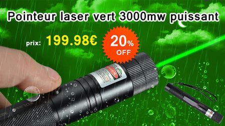 Achats pour pointeur laser puissant