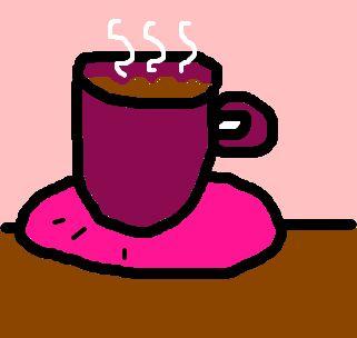 Blue Butterfly: Tea & Coffee