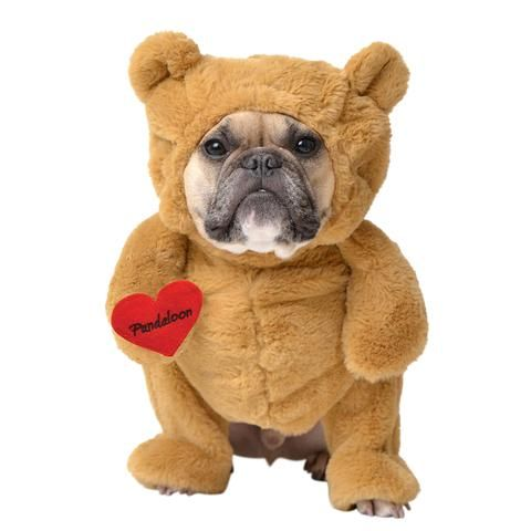 Walking Teddy Bear Dog And Pet Costume As Seen On Shark Tank
