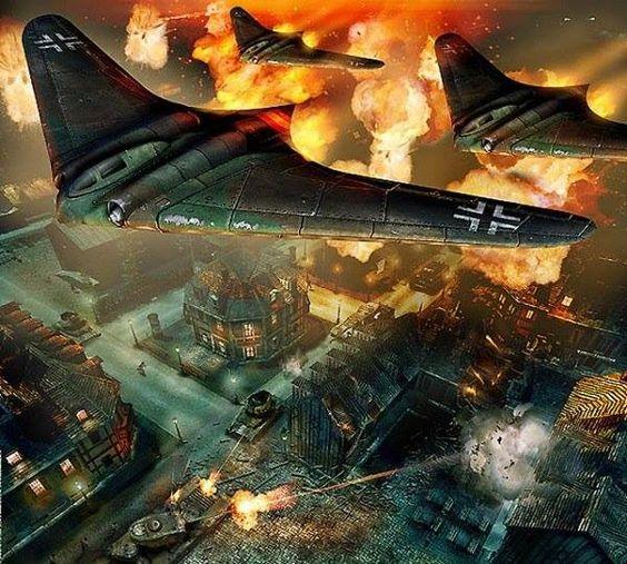 Und wenn es eine Waffe der Massenproduktion waren, konnten sie den Verlauf des Zweiten Weltkriegs zu ändern?