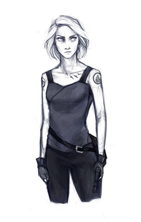 Divergent | Insurgent | Allegiant | Tris Prior ...