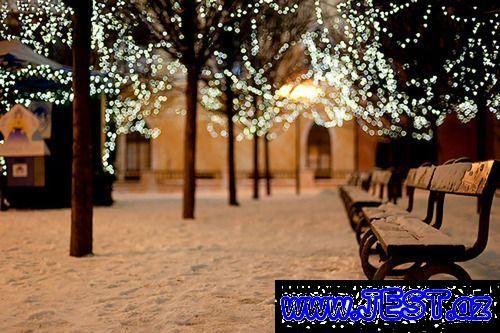 Yeni Ilə Səkilləri Axtaranlar Ucun Yolka Səkilləri Saxta Baba Səkilləri Və S Sizlər Ucu Christmas Facebook Cover Christmas Cover Photo Hello December Pictures