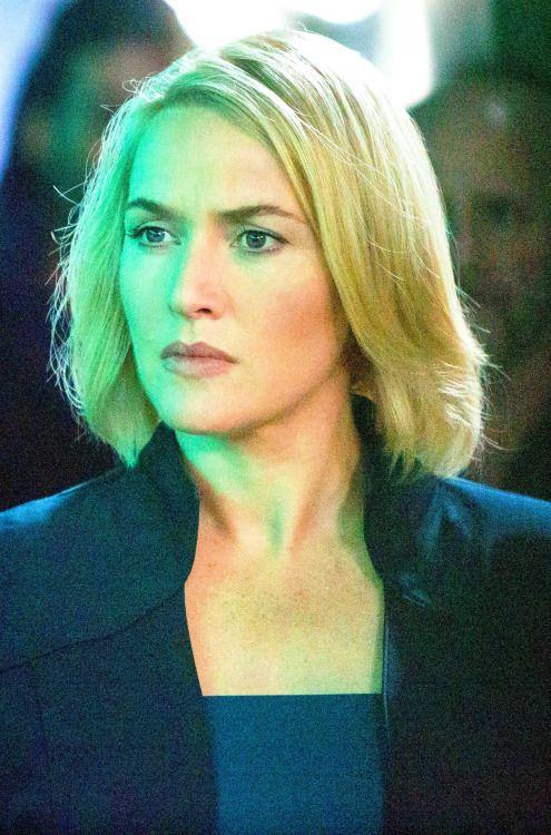 Jeanine Matthews (Kate Winslet) - DIVERGENT.: