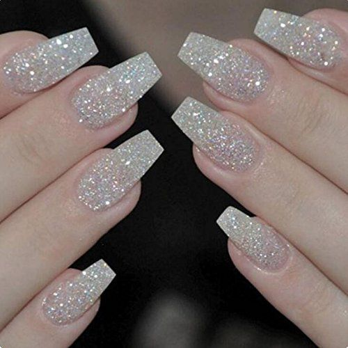 Nailsofinstagram Hashtag Instagram Posts Videos Stories On Stalkingram Com Wedding Nails Glitter Silver Nails Nail Designs Glitter